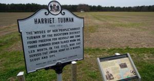 The lessons from Underground Railroad champion Harriet Tubman apply to women leaders today.