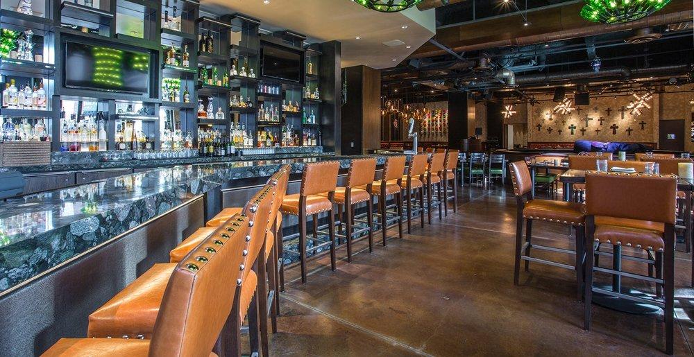 Downstairs Main Bar
