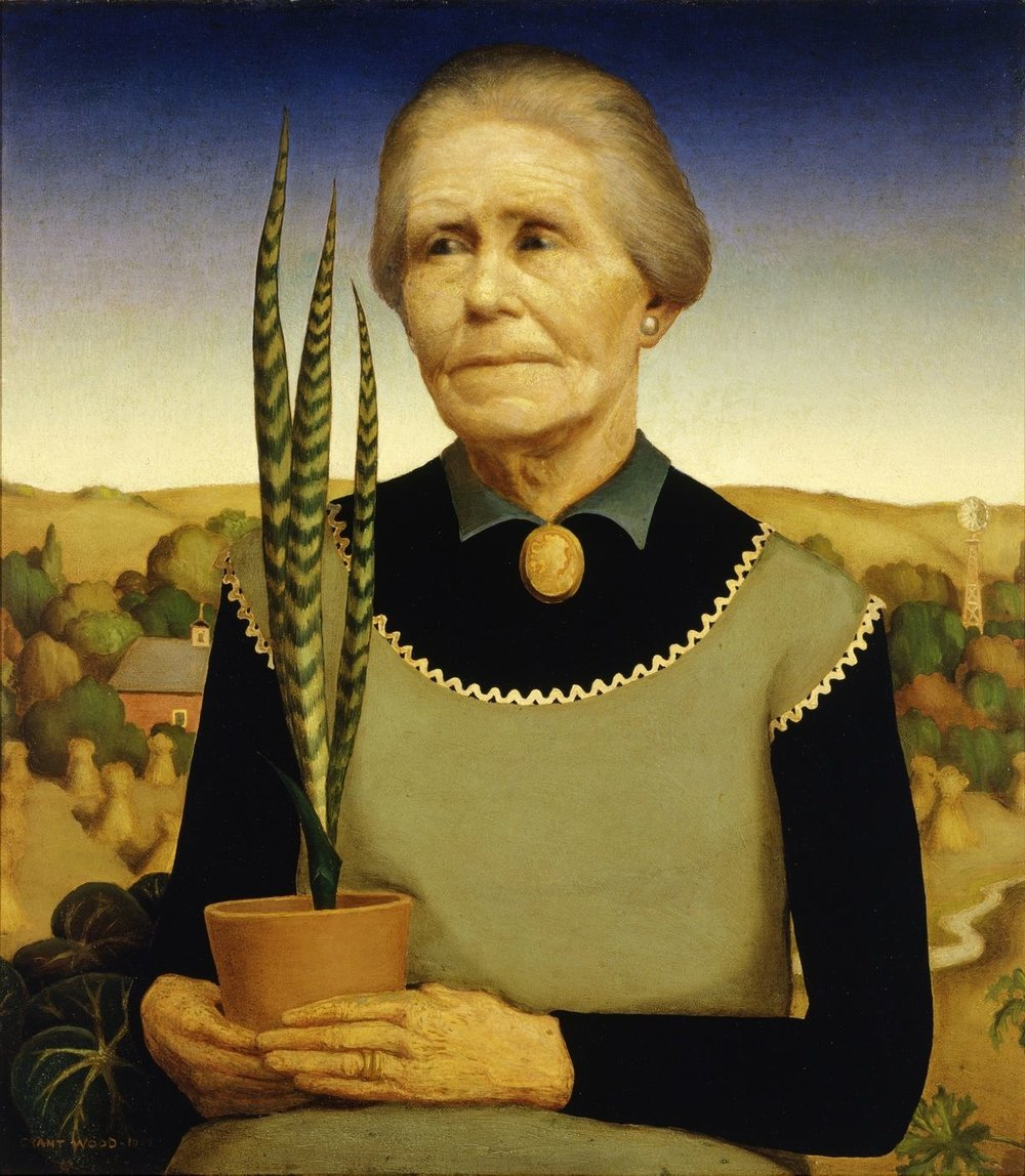 Woman with Plants, 1929.jpg