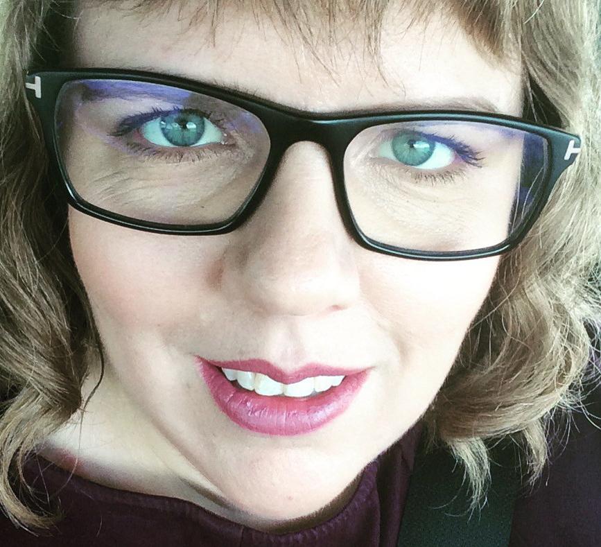 Allison Selfie