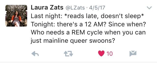 Laura Zats Queer Swoons