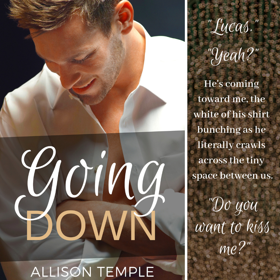 Get Going Down for Free — Allison Temple Books