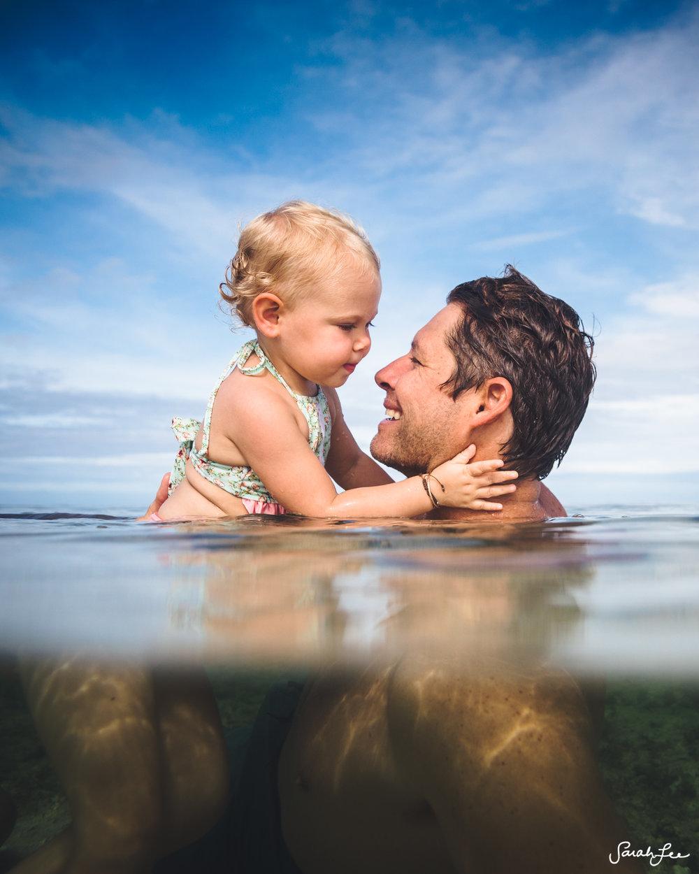 Land & Sea Family Photosession