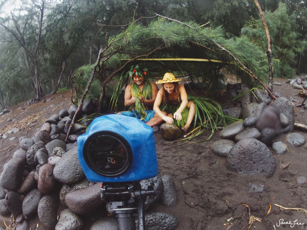 Use it in the rain! Outex offers covers with a tripod mount option.