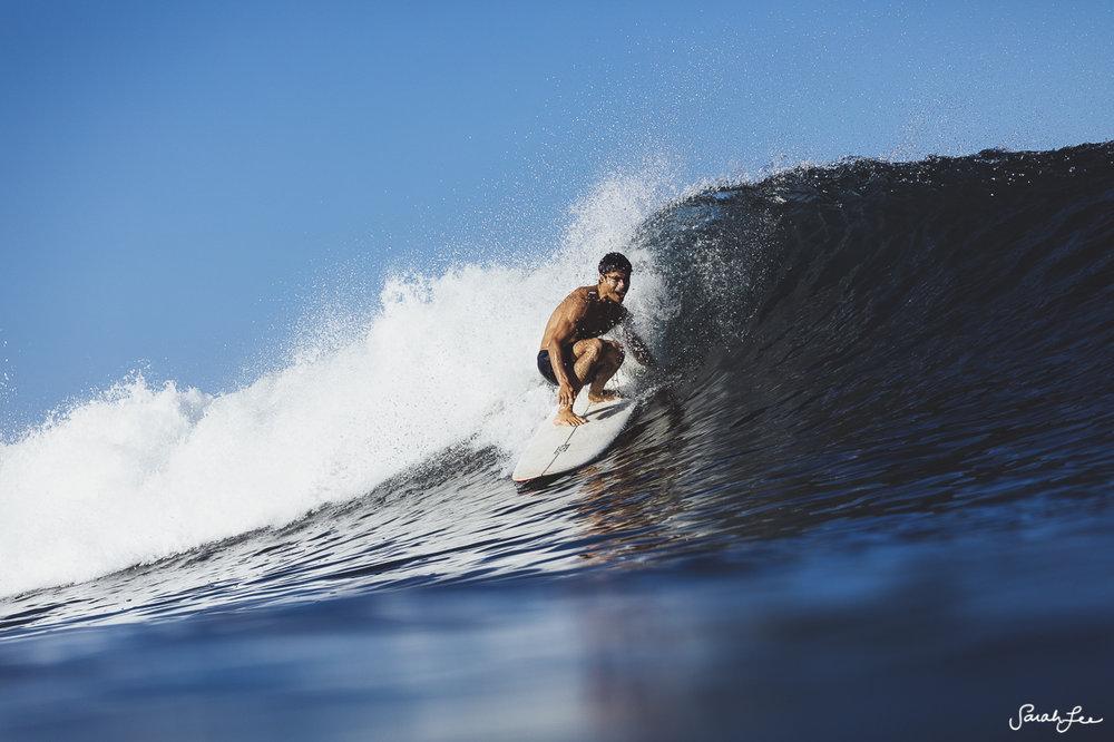 Cyrus Sutton at Mexi Log Fest 2018 · Longboard Surfing Festival Mexico