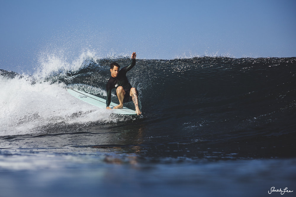 Mike Stidham at Mexi Log Fest 2018 · Longboard Surfing Festival Mexico