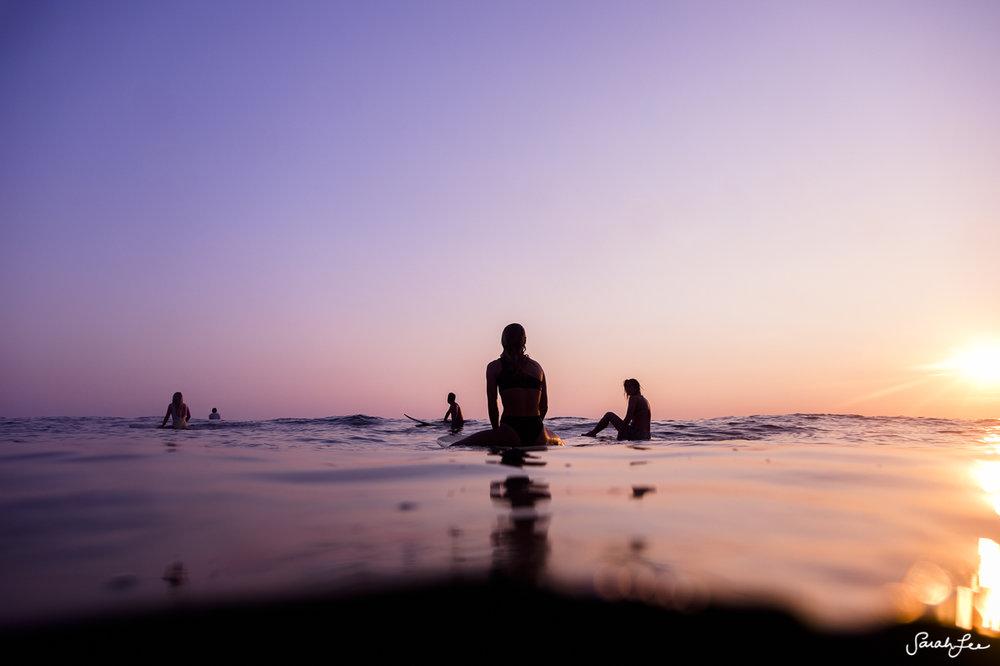 Sarah Brady at Mexi Log Fest 2018 · Longboard Surfing Festival Mexico