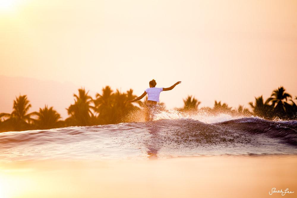 Honolua Blomfield at Mexi Log Fest 2018 · Longboard Surfing Festival Mexico