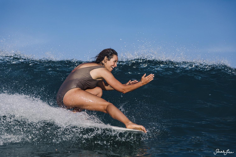 Kassia Surf x September the Line — Sarah Lee Photo