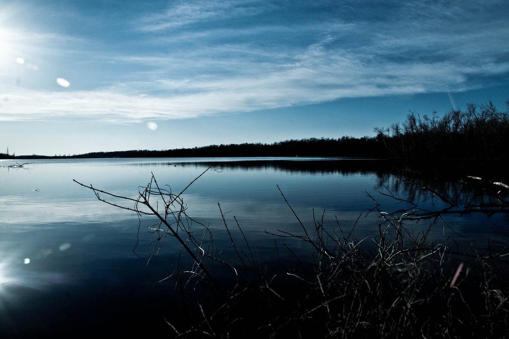 Blue Softly