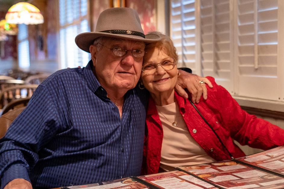 Al and Vivian (Mom and Dad)