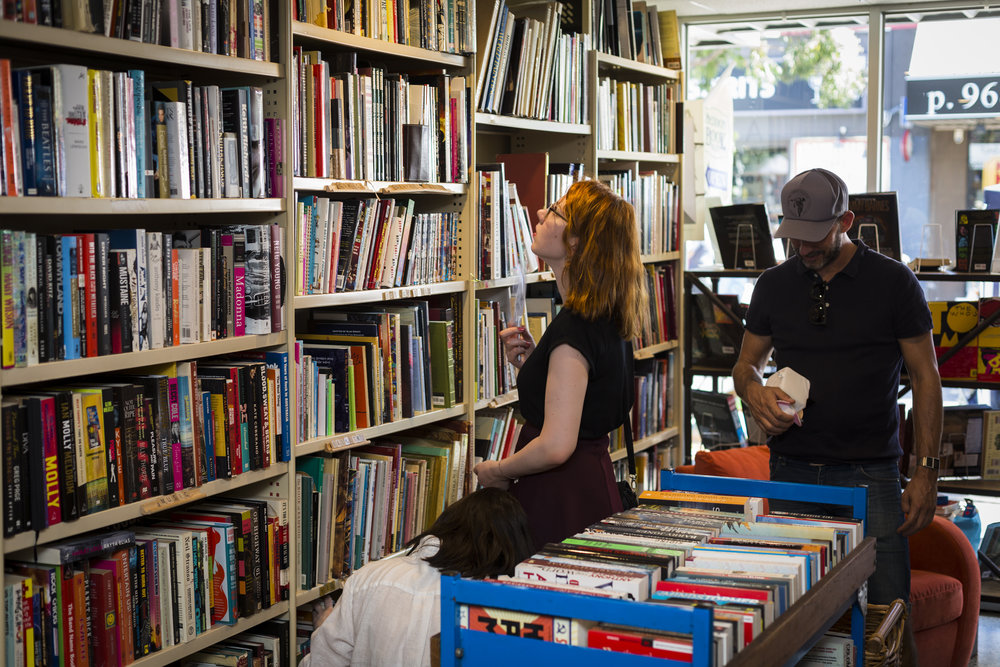 Discover hidden treasures at Seddon Book Alley