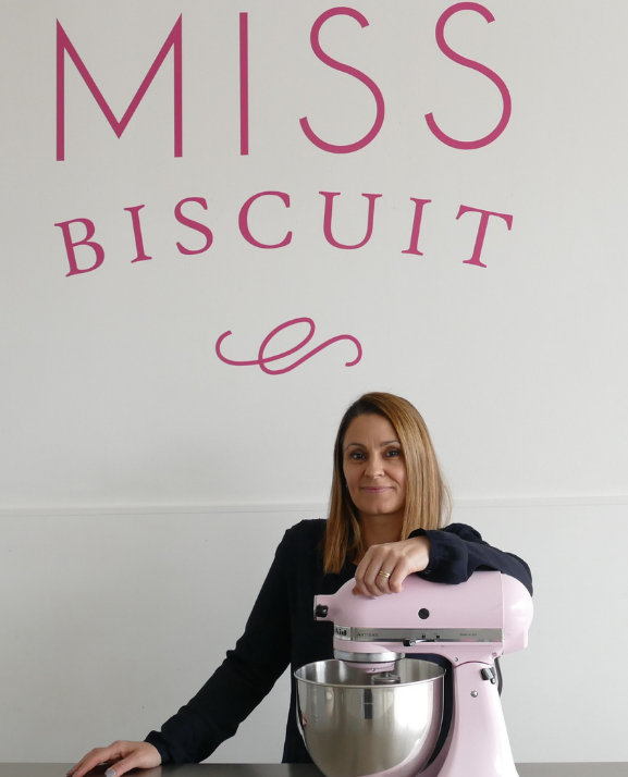 Julia Day | Owner & Founder : Miss Biscuit
