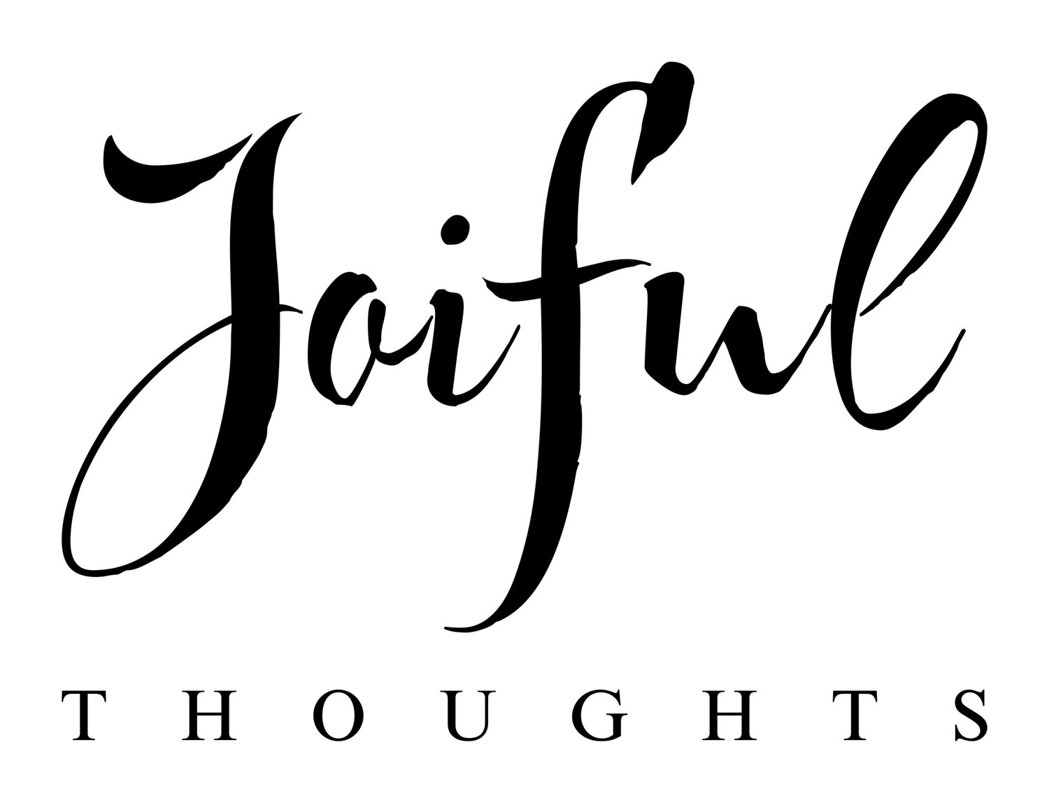 Joiful Thoughts