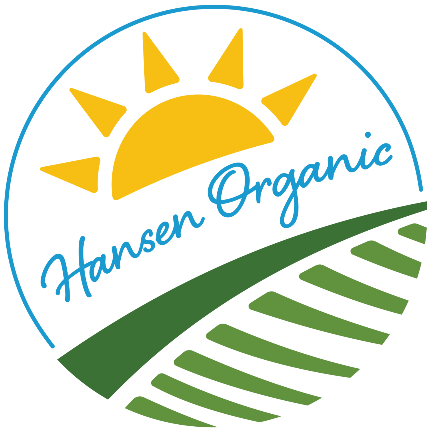 Hansen Organic - Nebraska Grown Alfalfa
