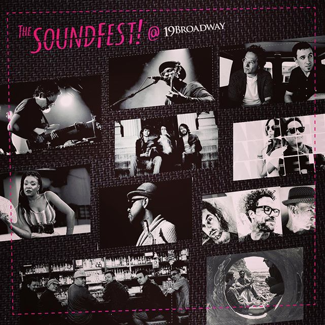 Over 45 musicians and a handful of DJs are coming together for The SoundFest! On May 10-12th. Grab a 3-Day $40 or 1-Day $20 ticket (ticket link in bio) More artists to be announced and a local music education fundraiser as well.  Support live muisc culture... come check The SoundFest! . #TheSoundFestat19B . @djwmusic @shotsfiredband @angelexmusic @sydney.ranee @psdspband @milkfortheangry @bryankehoe @tommyguerrero @thecrookedstuff @extranappy @attakidmusic @wilblades @scottamendola @theunknowninternational @19_broadway