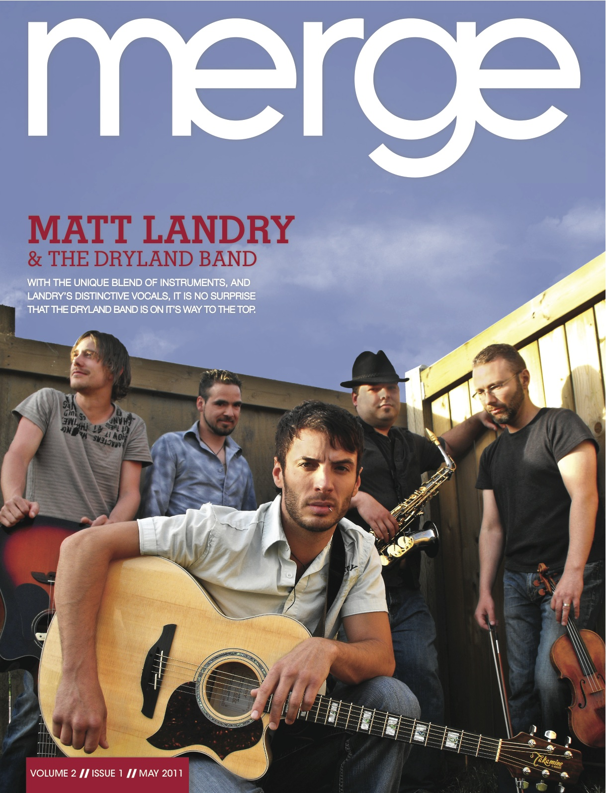 Merge May2011 Cover