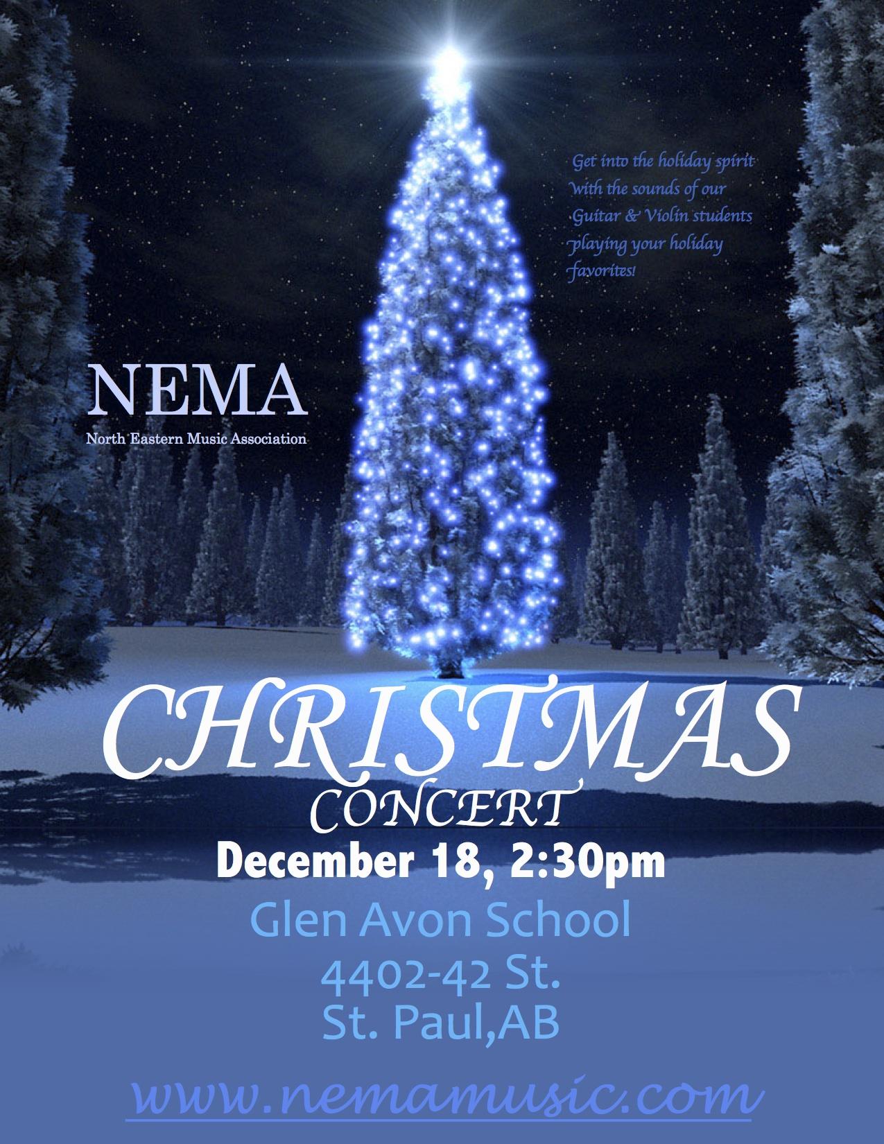NEMA-Christmas-Concert-Poster-2011