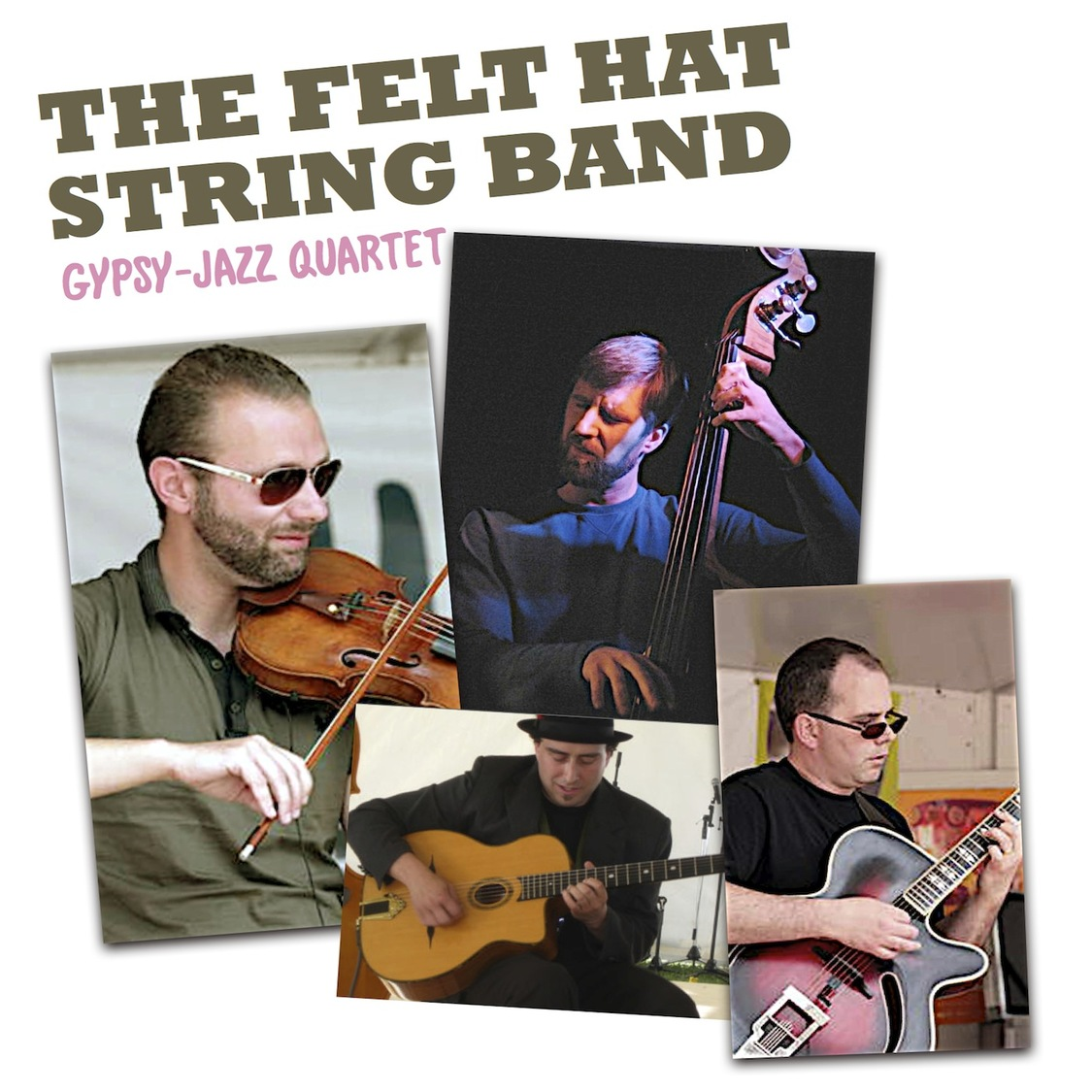 The Felt Hat String Band Pro Pic