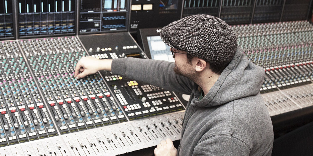 SOUND ENGINEER - ONLINE COURSE