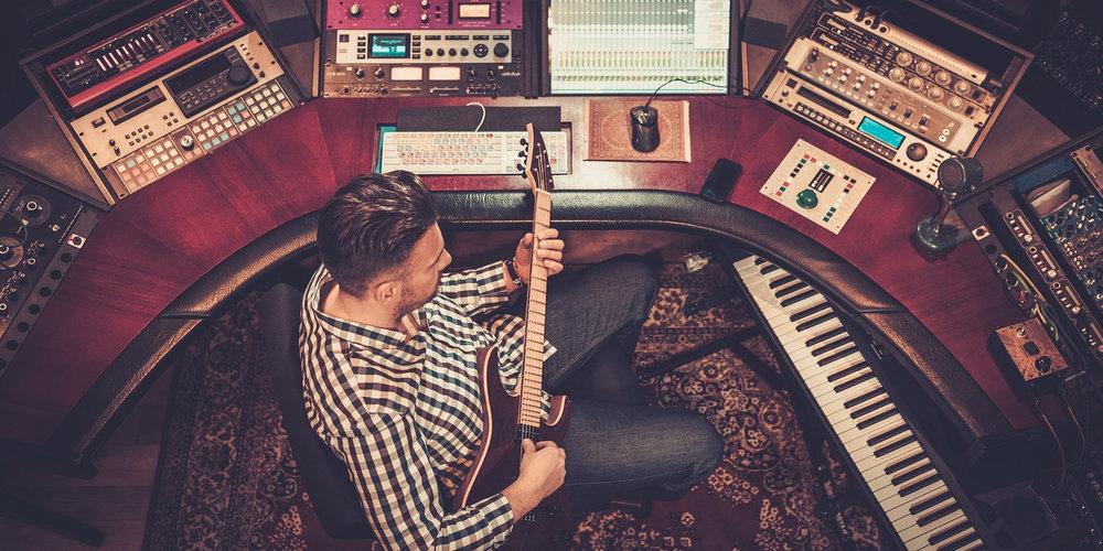MUSIC DESIGNER - ONLIEN COURSE | Start april 2020