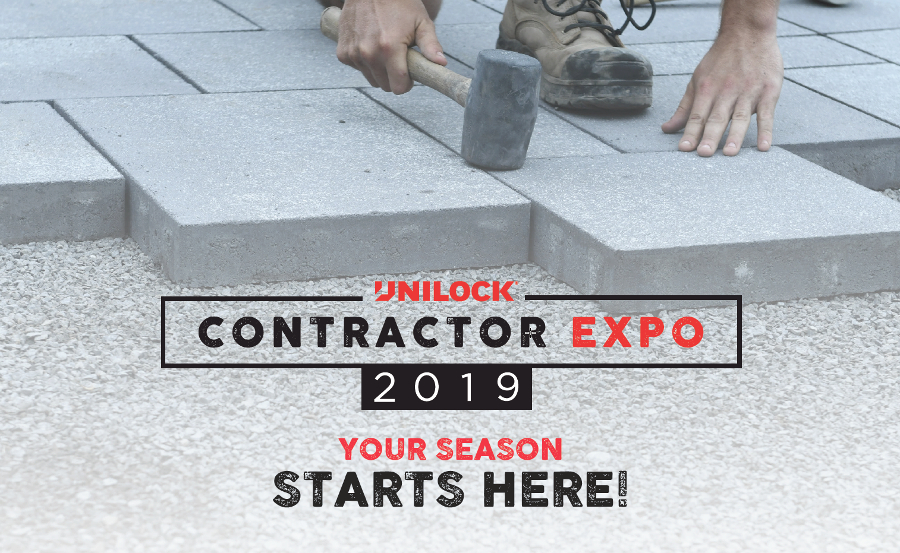 "Our Latest show - A big ""Thanks"" to UNILOCK, for hosting their contractor expo, at La Villa. We can't wait for the next event!Who will be our next feature?"