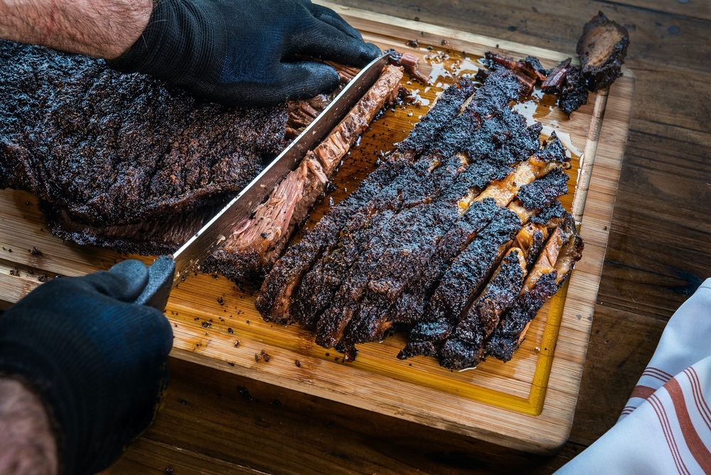 This is how great BBQ looks -
