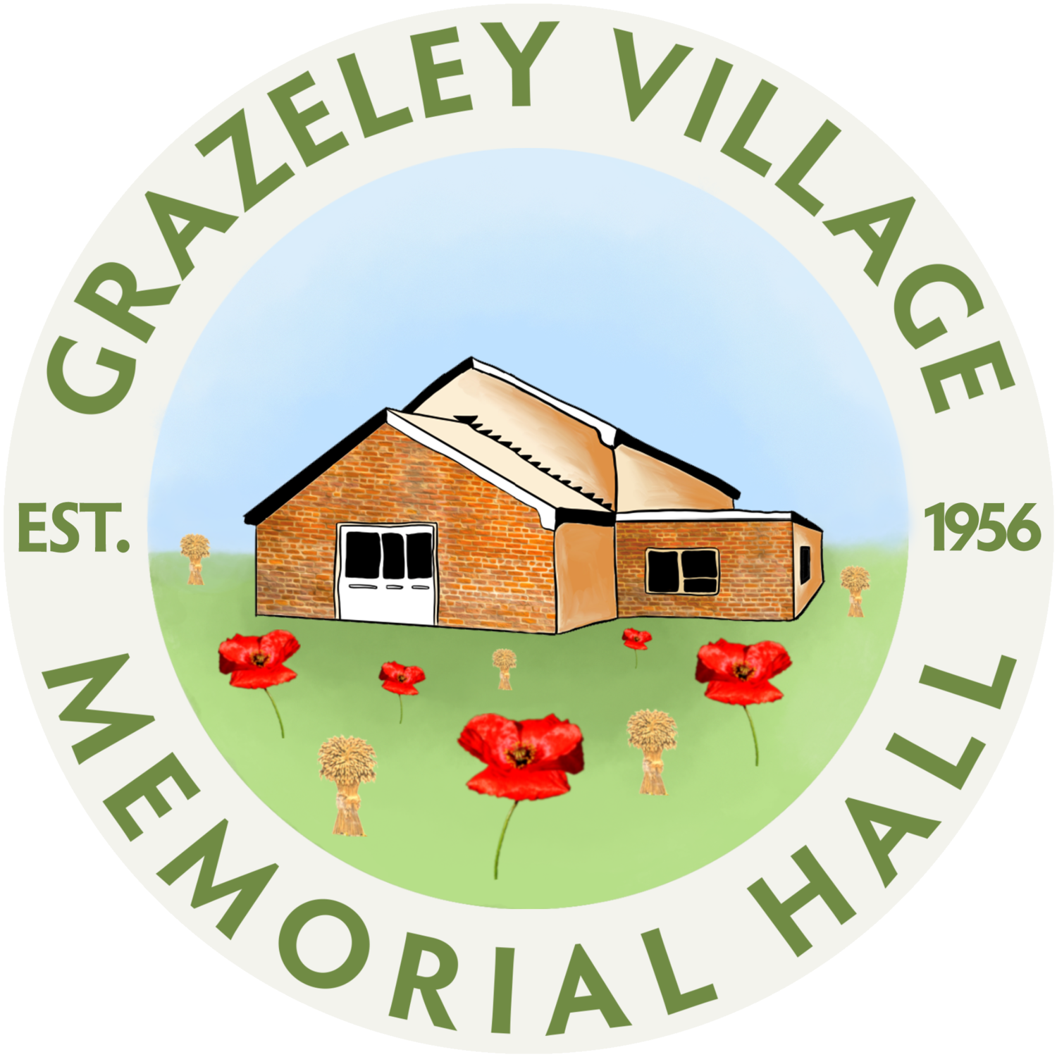 Grazeley Village Memorial Hall