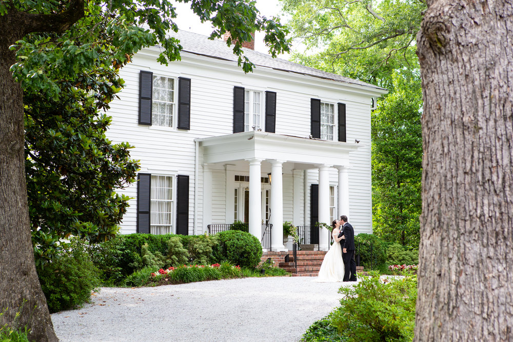 Classic Southern Elegance - Antebellum Era Captured Minutes from Downtown Atlanta