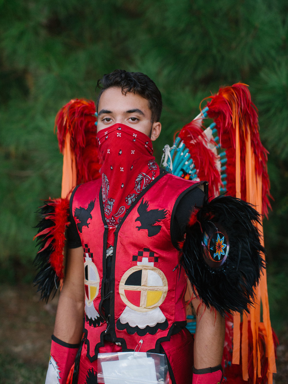 """You Don't Look Native to Me"" 