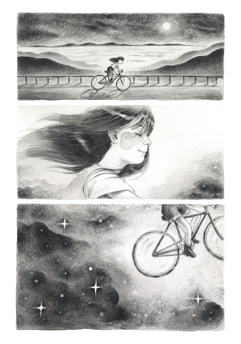 Freedom is a Bicycle