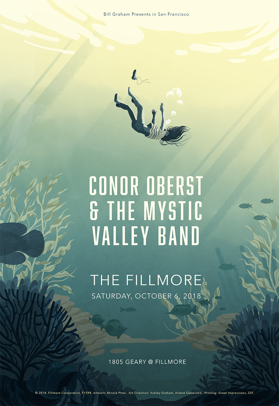Conor Oberst & The Mystic Valley Band