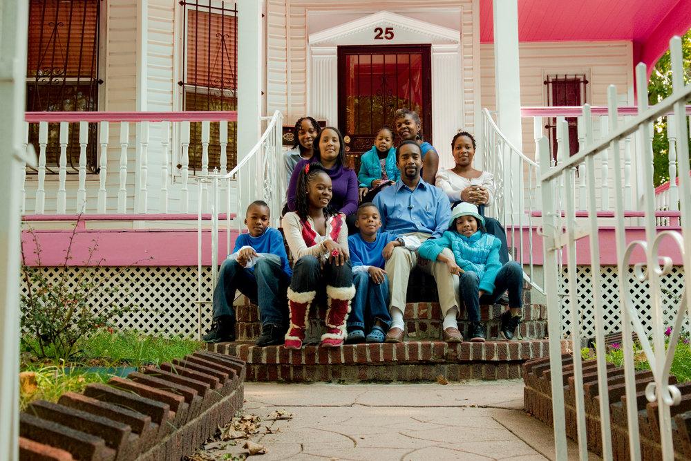 The Regist Family - Ditmas Park Branch