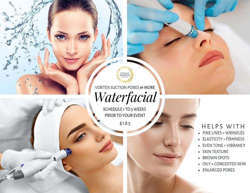 Waterfacial