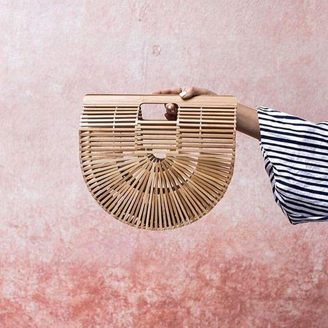 ☆ Bamboo Blogger Bag ☆ Live on the site now! Hurry before they are gone ☀️