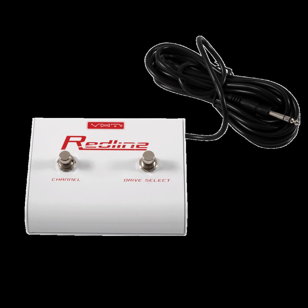 Redline 2 Channel Footswitch
