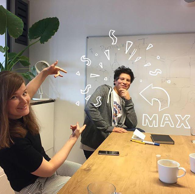@max_sampimon komt de komende maanden ons team versterken als stagiair! Zijn pictionary presentatie beloofd veel goeds :). Welkom Max! . . . . . #jamvisualthinking #jamvizthink #intern #internship #alwaysbesketching #sketch #sketching #sketchzone #sketchaday #dailysketch #drawing #illustration #art #artistsoninstagram #instaart #tekening #tekenen #dailyart #comicart #comic #copic #pentel #characterdesign #characterart #conceptart #brushpenadventures