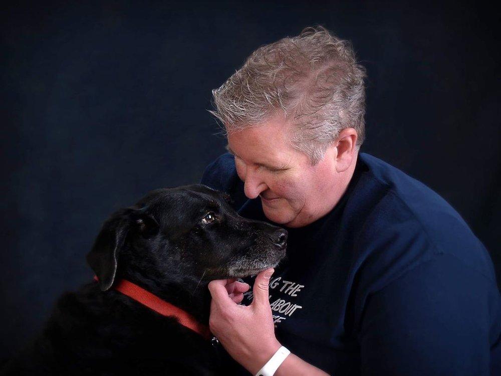 Sam with dog.jpg