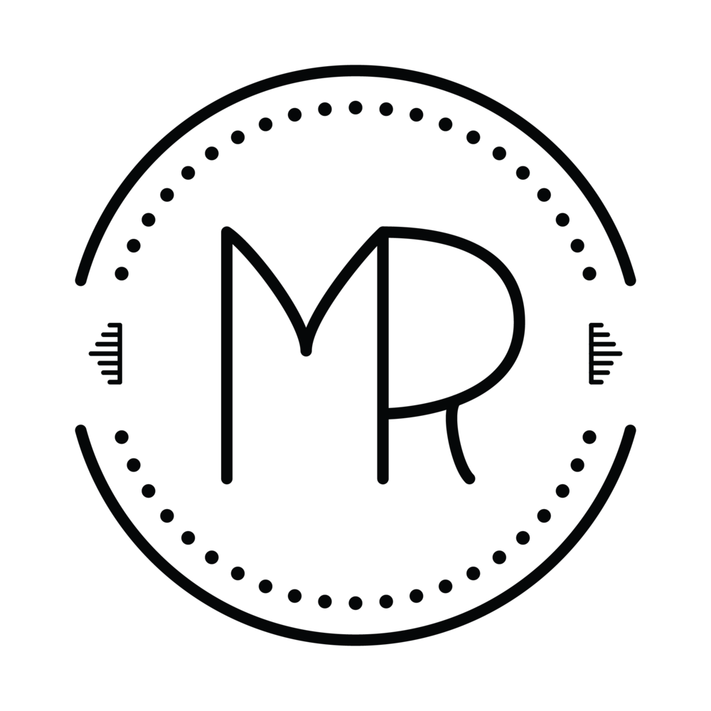 Atelier MRArt Direction | Branding | Logo Design2017 - I collaborated with Margot Rouy to design the logo of her newly-launched upholstery and saddlery business. Anchored in a tradition of craftsmanship which she wants to conserve and revive, she brings contemporary techniques and youth to her projects. We aimed to ally these two sides of her work together in a logo that would be as easily recognisable on the sign affixed to her workshop as it would be on her stationary.