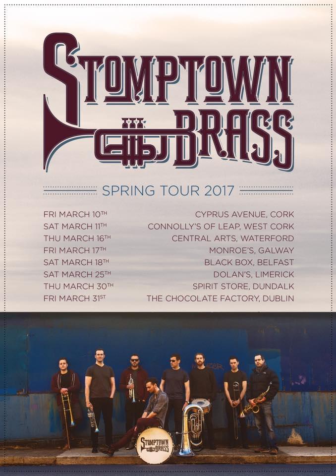 Spring Tour 2017 - Poster