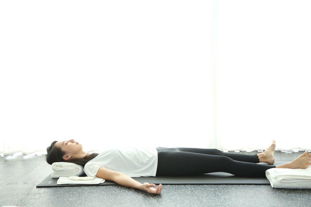 Youmin, Singapore | Daring to Rest Yoga Nidra facilitator | Rest practice