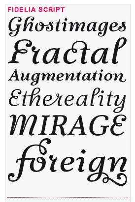 New Script Font