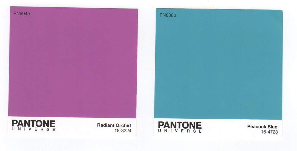 Pantone Colors at Lowes