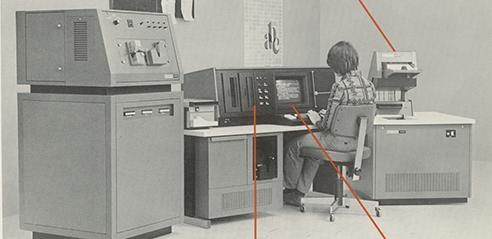 Compugraphic Typesetting Machine