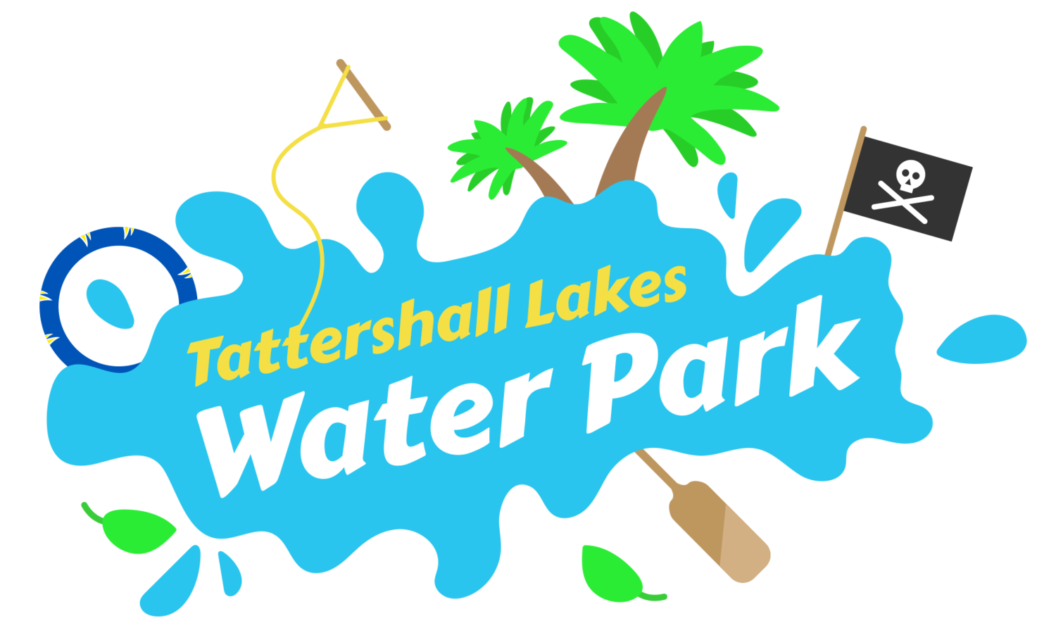 Tattershall Lakes Water Park, Cable and Aqua Park, Lincolnshire