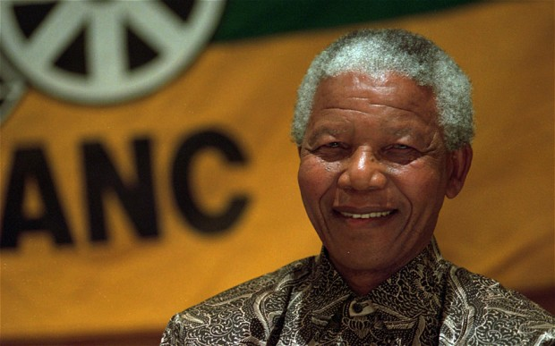 How Nelson Mandela helped free the women of South Africa - The Telegraph