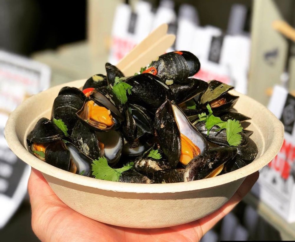 A Home-grown Norfolk Business: The Mussel Pod - Sarah Knight, Operations Manager at Brancaster Bay Shellfish