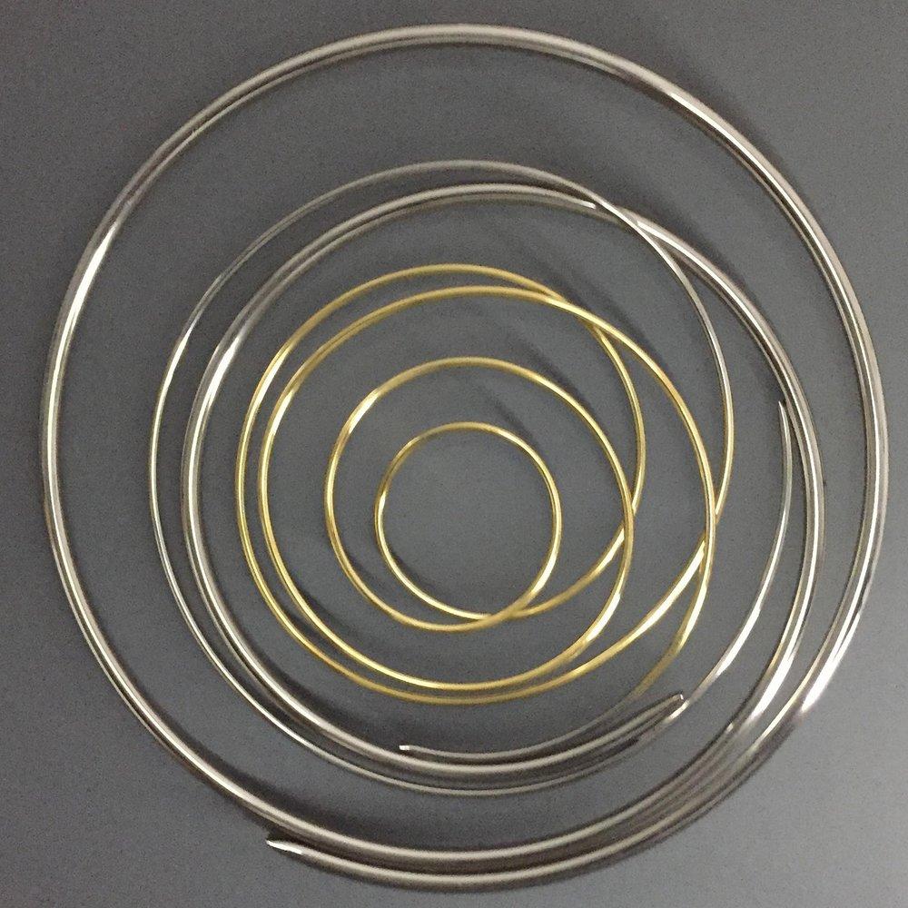 Gold in Silver II