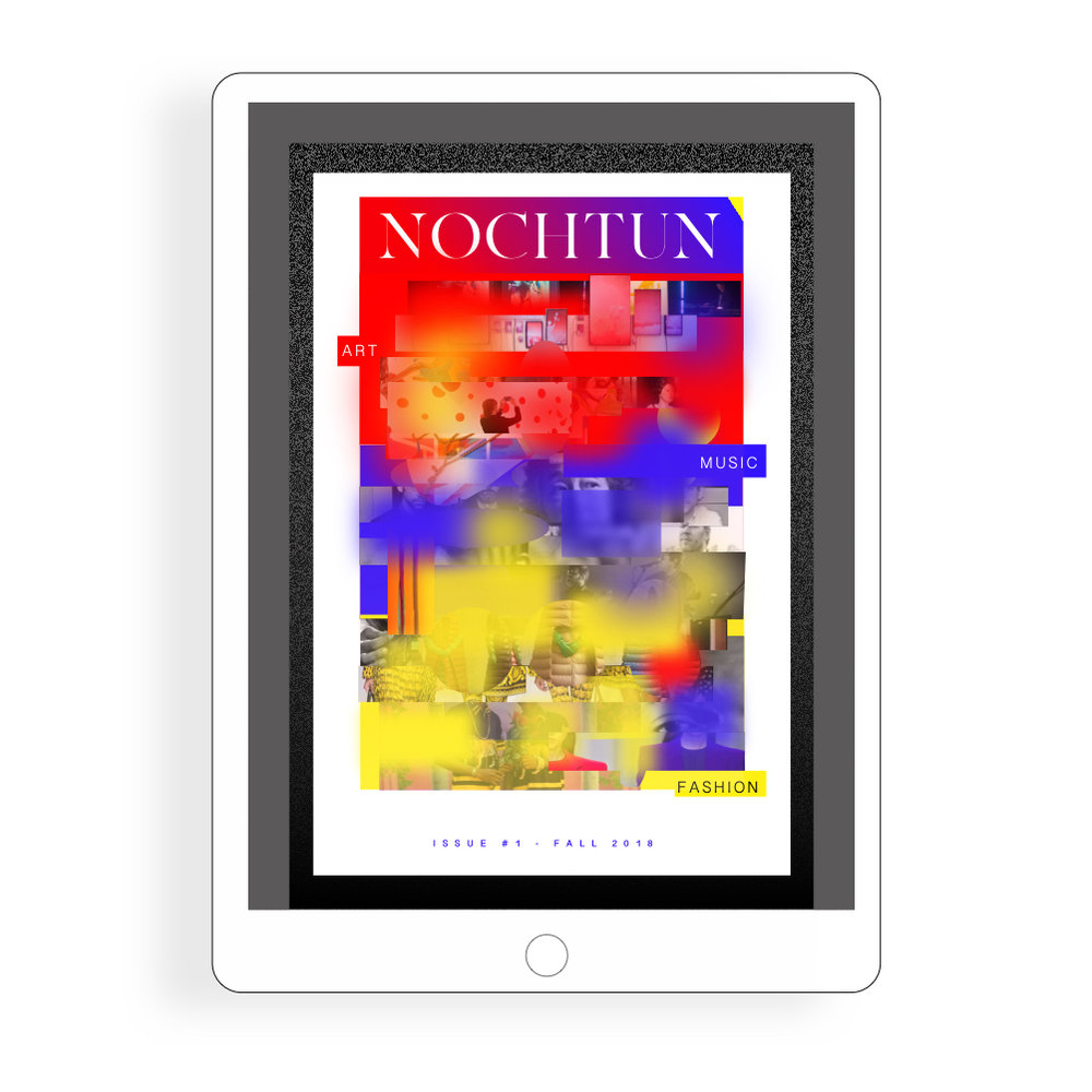 Nochtun - The future of hybrid publication in the cultural sector