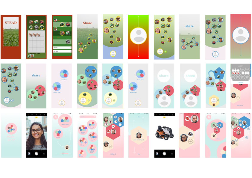 UI Design - The look and feel of TooLoo went through many iterations. I used Google material to create the end product, it made the process faster, increased accessibility and ensured the designs would be inexpensive to develop.
